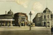 Cirkusbygningen, postkort
