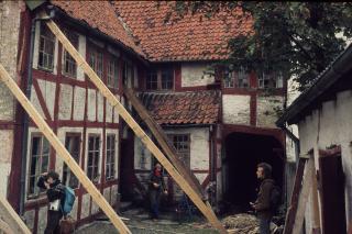 Slotsgade 20, Haderslev restaurering