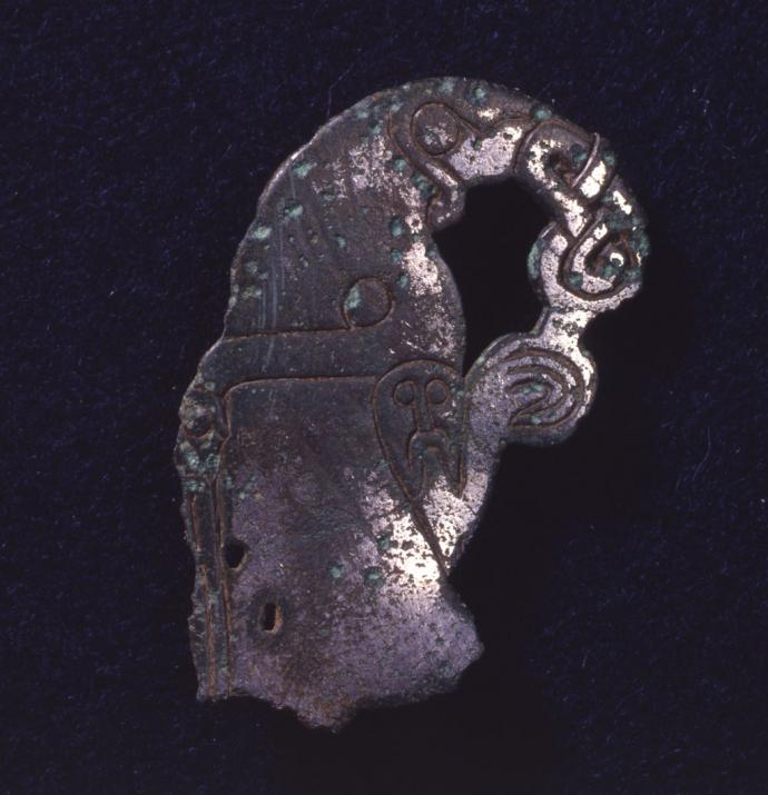 Ornament from Lejre