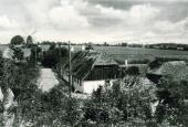 Blåbæk Vand- og vindmølle ca. 1950