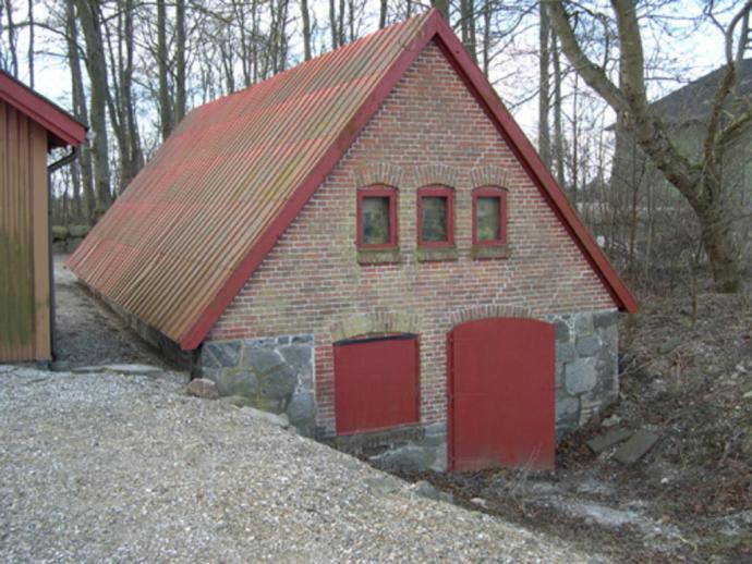 Danmarks første vandmejeri