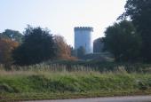 Vandtårn på Prins Christians Bastion