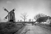 Stubmøllen ca. 1915