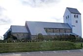 Vestervig kirke eksteriør