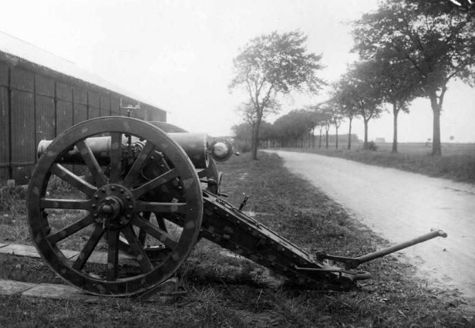 Vestvolden kanon