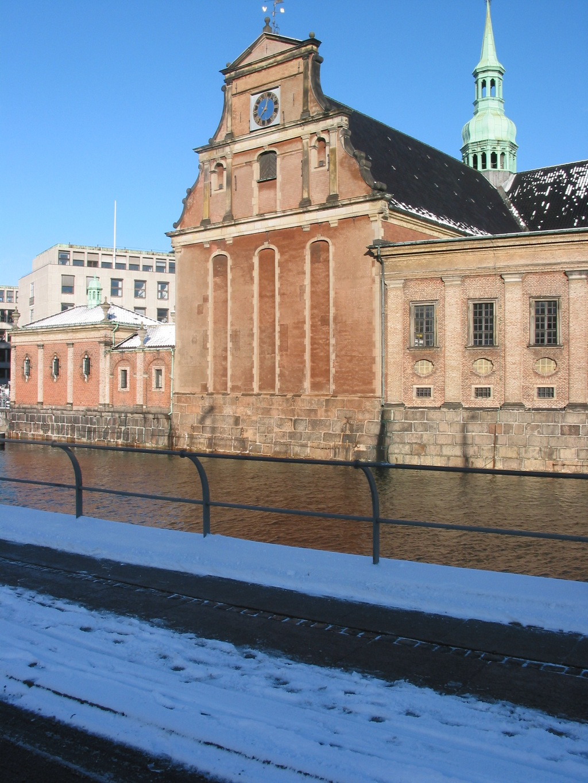 Holmens Kirke | Dansk Kulturarv