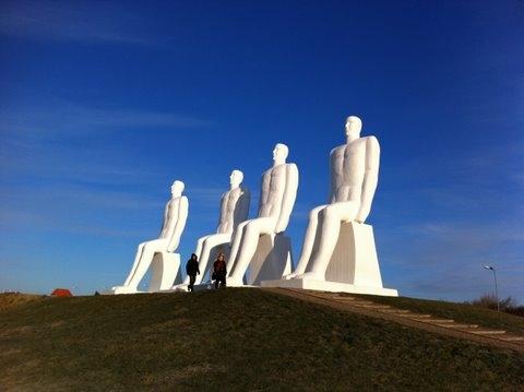 Skulpturer af svend viig hansen